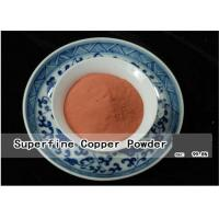 Wholesale Dendritic Shape Electrolyte Copper Metal Powder High Electrical Conductivity from china suppliers