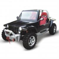 Buy cheap 800CC EEC Jeep Go Karts from wholesalers