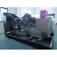 Buy cheap Electric Open Type Diesel Generator 30kva Blue Color With UK Perkins Engine from wholesalers