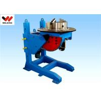 Wholesale Lifting Height Adjustable Pipe Welding Rotary Positioner High Precision 300kg Manual Revolve from china suppliers