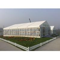 Wholesale Extruded Aluminum Framing Luxury Wedding Party Tent , Outdoor Wedding Reception Tent from china suppliers