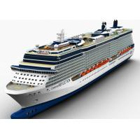 Wholesale Artwork Type Celebrity Reflection Cruise Ship Model Ships Boats With Blister Packaging from china suppliers
