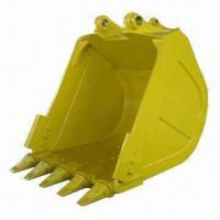 Wholesale Excavator Bucket with Wear Resistance, Customized Specifications are Welcome from china suppliers