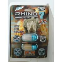Wholesale Rhino7 5000 Blister Card display box from china suppliers