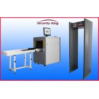 Wholesale Auto Alarm Baggage X Ray Security Scanner with 0.22mm / s Conveyor Speed from china suppliers