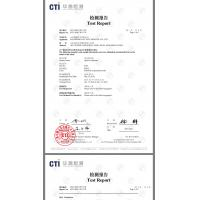 Shandong Raytop Chemical Co.,LTD Certifications