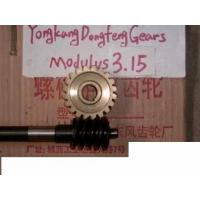Wholesale Worm Gear Set (Module 3.15) from china suppliers