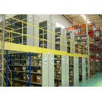 Wholesale Warehouse Raised Structure Platform or Mezzanine Floor Storage Racks from china suppliers