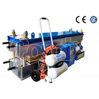 Wholesale Aluminum Alloy Conveyor Belt Vulcanizing Equipment With Upper and Lower Frame from china suppliers