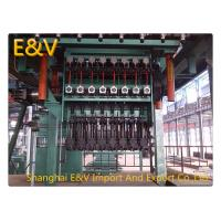 Wholesale Energy saving Copper Continuous Casting Machine , metal rod wire continuous roll mill from china suppliers