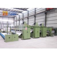 Wholesale 100 - 350kw Power Needle Punch Nonwoven Machine Geotextile Production Line from china suppliers