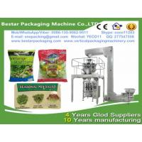 Wholesale Vegetable packing machine with multi-heads weigher,Vegetable packaging machine with Nitrogen making machine from china suppliers