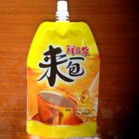 Quality Plastic Liquid Stand Up Spouted Pouches Packaging For Juice / Water OEM for sale