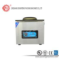 Wholesale Automatic Food Packing Machine Electric Driven Double Sealing Bar Vacuum Sealing Machines DZ-400B from china suppliers