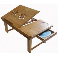 Wholesale New Bamboo Laptop Table(Foldable) from china suppliers