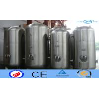 Wholesale Distilled Water ss304 / ss316 Stainless Steel Water Tanks Storage from china suppliers
