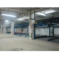 Wholesale QDMY-P2 5 Cars Stack Parking Equipment Car Park Puzzle Underground Basement Parking from china suppliers