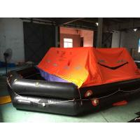 Wholesale Throw-overboard Inflatable life raft 15 persons with container HRU from china suppliers