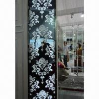 Wholesale Glass Tiles for Night Bar, KTV and Hotel Background Wall Decoration, Customized Sizes Welcomed  from china suppliers