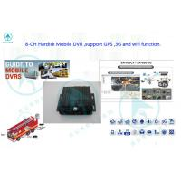 Wholesale Surveillance 3G Mobile DVR For Vehicle , CCTV Car Mobile DVR CE , FCC , Rhos from china suppliers
