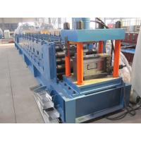 Wholesale Automatic Purlin Roll Forming Machine with Mitsubishi PLC 1.5mm - 3.0mm from china suppliers