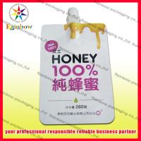 Wholesale Resealable Liquid Spout Pouch Packaging Non Leakage For Jelly from china suppliers