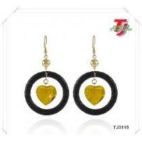 Wholesale Bamboo Style Earring from china suppliers