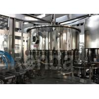Wholesale Automatic Liquid Packing Filling And Capping Machine , Water Bottling Plant Water Filling System from china suppliers