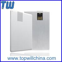 Wholesale Solid Swivel Credit Card 4GB 8GB Usb Flash Memory for your Daily Storage from china suppliers
