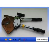 Wholesale Underground Cable Installation Tools J95 Manual Ratchet Cable Cutter from china suppliers