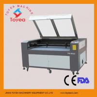 Wholesale Dual heads CO2 Laser Cutting machine for acrylic TYE-1612-2 from china suppliers