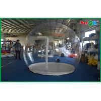 Wholesale Transparent Camping Inflatable Air Tent Clear Inflatable Bubble Tent For Rent from china suppliers