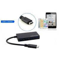 Wholesale USB3.0 4 Ports HUB:3UH1 from china suppliers