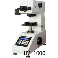 Wholesale Economical Manual Micro Vickers Hardness Tester with Large Touch Screen HV-1000 from china suppliers