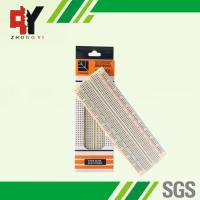 Wholesale MB-102 Color Solderless Breadboard Back Side With Adhesive Paper from china suppliers