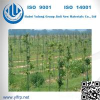 Wholesale Pultruded GFRP Fiberglass Agricultural Tree Care Plastic Climbing Plant Stakes from china suppliers