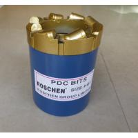 Wholesale PDC / PCD Diamond Core Drill Bits for Geotechnical and API Oil Gas Well Diamond Core Drilling from china suppliers