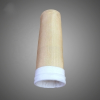 Wholesale 500gsm~550gsm Aramid Nomex filter bag for asphalt plant cement industry from china suppliers