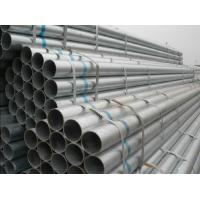 Wholesale Water Pipe Conduit Steel Galvanized Pipe Outside Diameter 20mm - 355mm from china suppliers