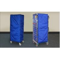 Wholesale Reusable Roll Cage Cover 800Kg Load Capacity 70 * 60 * 60 CM Box Size from china suppliers
