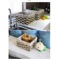 Quality Storage basket Corn rope basket for sale