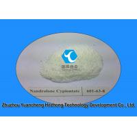 Wholesale Anabolic Steroids Raw Powder Nandrolone Cypionate CAS 601-63-8 for Muscle Building from china suppliers