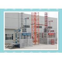 Quality High Building Lifting Construction Elevator Hoist With Frequency Convension Control for sale