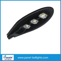 Wholesale Black Color Cobra Head Cob Solar Led Street Light Warm White 80~100lm / W Mens from china suppliers
