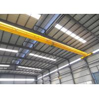 Wholesale Single Girder Bridge Crane / EOT Crane Remote Control With Electric Hoist from china suppliers