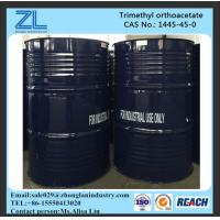 Wholesale Trimethyl orthoacetate 99%,CAS NO.:1445-45-0 from china suppliers