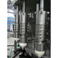 Wholesale Water liquid filling machinery for pet bottles 3-in-1 Automatic Beverage Filling Machine from china suppliers