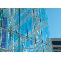 Wholesale Sound Proof clear/ colored /tinted float Tempered Glass  Curtain Wall 12mm with CCC EU CE from china suppliers