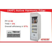 Wholesale 35A/50A/60A 400V/690V Electrical Harmonic Filter APF with Touch Screen Module Display Interface from china suppliers