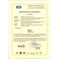 Beijing Stone Technology Co., Ltd. Certifications